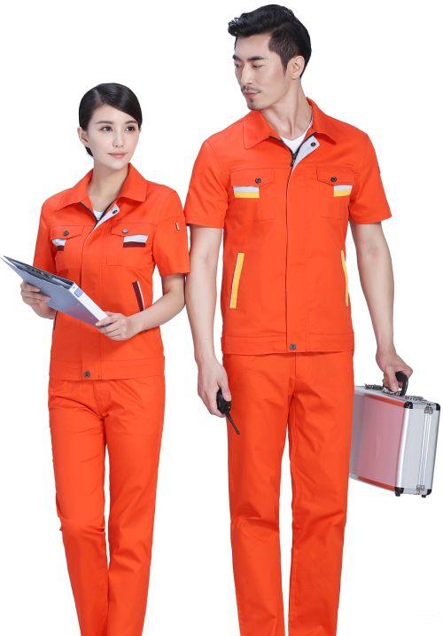 如何给员工选择合适的工作服娇兰服装有限公司