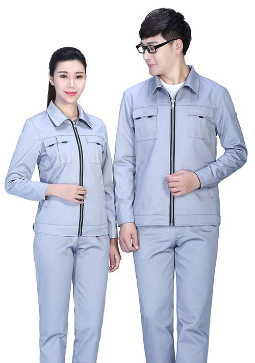 定做工作服应该怎样选择款式及面料呢?娇兰服装有限公司